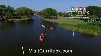 Currituck County Department of Travel and Tourism TV Spot, 'Extend Your Summer' - Thumbnail 4