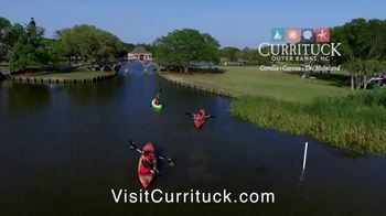 Currituck County Department of Travel and Tourism TV Spot, 'Extend Your Summer' - Thumbnail 5