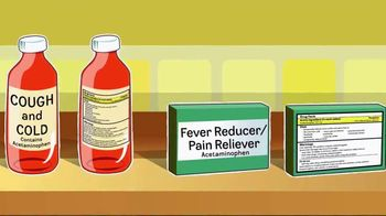 Food & Drug Administration TV Spot, 'Acetaminophen' - Thumbnail 6