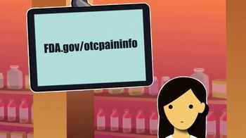 Food & Drug Administration TV Spot, 'Acetaminophen' - Thumbnail 8