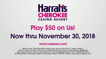 Harrah's Cherokee Casino Resort TV Spot, 'Movie Night' - Thumbnail 8