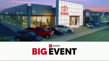 Toyota Big Event TV Spot, 'Sporty Styling' [T2] - Thumbnail 10
