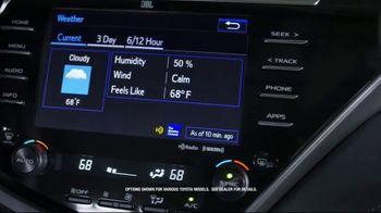 Toyota Big Event TV Spot, 'Sporty Styling' [T2] - Thumbnail 4