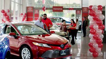 Toyota Big Event TV Spot, 'Sporty Styling' [T2] - Thumbnail 5