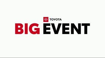 Toyota Big Event TV Spot, 'Sporty Styling' [T2] - Thumbnail 6