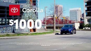 Toyota Big Event TV Spot, 'Sporty Styling' [T2] - Thumbnail 7