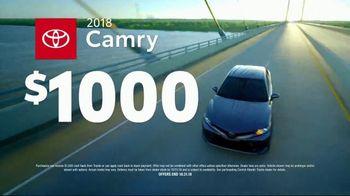 Toyota Big Event TV Spot, 'Sporty Styling' [T2] - Thumbnail 8