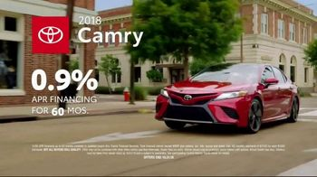 Toyota Big Event TV Spot, 'Sporty Styling' [T2] - Thumbnail 9