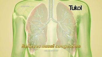 Tukol Honey TV Spot, 'Multi-Symptom Formula' - Thumbnail 8