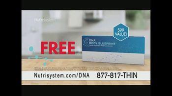 Nutrisystem DNA Body Blueprint TV Spot, 'Jeans: Free DNA Kit+ Shakes' Featuring Marie Osmond - Thumbnail 6