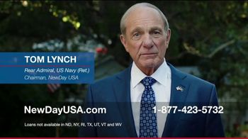 NewDay 100 VA Cash Out Loan TV Spot, 'Customer Portrayal' - 184 commercial airings