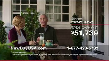 NewDay 100 VA Cash Out Loan TV Spot, 'Customer Portrayal' - Thumbnail 7