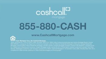 CashCall Mortgage TV Spot, 'First Class' - Thumbnail 7