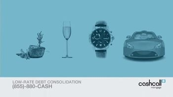 CashCall Mortgage TV Spot, 'First Class' - Thumbnail 1