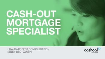 CashCall Mortgage TV Spot, 'First Class' - Thumbnail 6