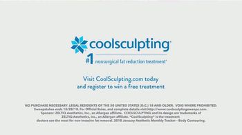 CoolSculpting TV Spot, 'Chili Pepper Sweat-Out to Lose Stubborn Fat?' - Thumbnail 10