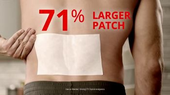Aspercreme Lidocaine Patch XL TV Spot, 'Bowling' - Thumbnail 8