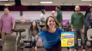 Aspercreme Lidocaine Patch XL TV Spot, 'Bowling' - Thumbnail 5