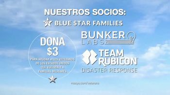 Macy's The Big Give Back TV Spot, 'Dona $3 dólares' [Spanish] - Thumbnail 8