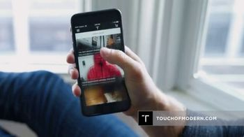 Touch of Modern TV Spot, 'Novel and Noteworthy' - Thumbnail 6
