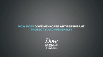 Dove Men+Care Antiperspirant TV Spot, 'Protects Differently' - Thumbnail 1