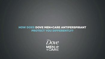 Dove Men+Care Antiperspirant TV Spot, 'Protects Differently' - Thumbnail 2