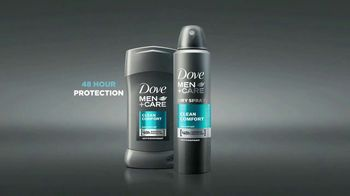 Dove Men+Care Antiperspirant TV Spot, 'Protects Differently' - Thumbnail 9