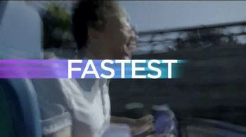 SeaWorld Electric Eel TV Spot, 'Tallest and Fastest' - Thumbnail 6