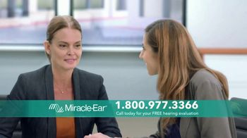 Miracle-Ear TV Spot, 'Just One Hearing Test: Free Trial'