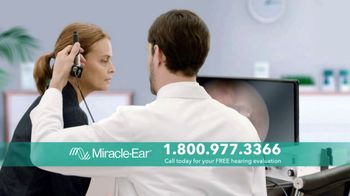Miracle-Ear TV Spot, 'Just One Hearing Test: Free Trial' - Thumbnail 3