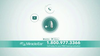 Miracle-Ear TV Spot, 'Just One Hearing Test: Free Trial' - Thumbnail 7