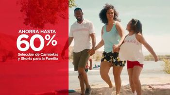JCPenney Venta del 4 de Julio TV Spot, 'Camisetas y shorts' [Spanish] - Thumbnail 4