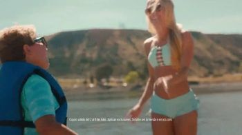 JCPenney Venta del 4 de Julio TV Spot, 'Camisetas y shorts' [Spanish] - Thumbnail 6