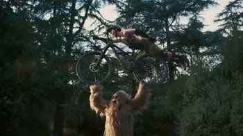 Jack Link's Beef Jerky TV Spot, 'Runnin' With Sasquatch: Mountain Biking' - 924 commercial airings