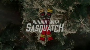 Jack Link's Beef Jerky TV Spot, 'Runnin' With Sasquatch: Mountain Biking' - Thumbnail 1
