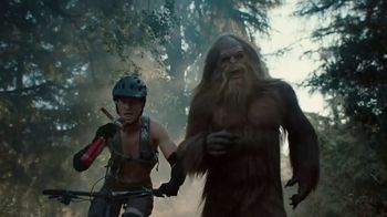 Jack Link's Beef Jerky TV Spot, 'Runnin' With Sasquatch: Mountain Biking' - Thumbnail 6