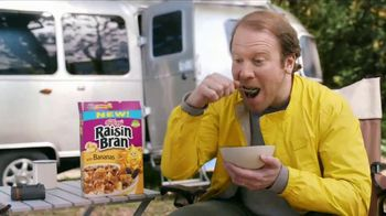 Kellogg's Raisin Bran With Bananas TV Spot, 'Aggressive Yellow' Song by Rusted Root - Thumbnail 7