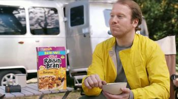 Kellogg\'s Raisin Bran With Bananas TV Spot, \'Aggressive Yellow\' Song by Rusted Root