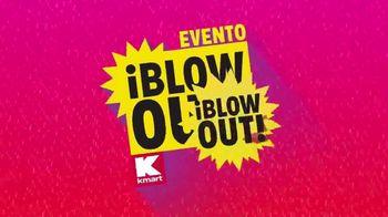 Kmart Evento ¡Blow Out! TV Spot, 'Impresionante' [Spanish] - Thumbnail 2