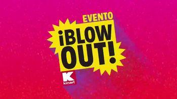 Kmart Evento ¡Blow Out! TV Spot, 'Impresionante' [Spanish] - Thumbnail 6