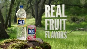 Deer Park Sparkling Water TV Spot, 'Just What's Refreshingly Real' - Thumbnail 9