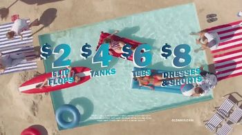 Old Navy TV Spot, 'Dig Into Summer: 60% Off' - Thumbnail 9