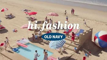 Old Navy TV Spot, 'Dig Into Summer: 60 Percent Off' - Thumbnail 1