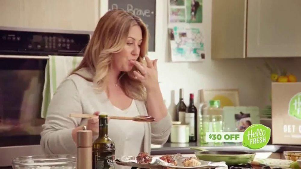 HelloFresh TV Commercial, 'Fresh Ingredients'