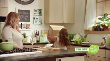 HelloFresh TV Spot, 'Fresh Ingredients' - Thumbnail 2