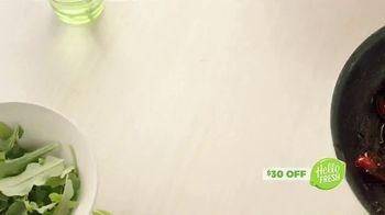 HelloFresh TV Spot, 'Fresh Ingredients' - Thumbnail 3