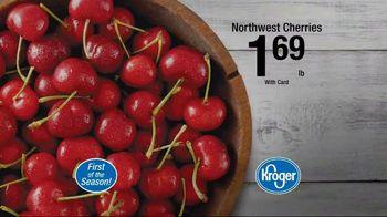 The Kroger Company TV Spot, 'Say Hello: Ribeye Steak and Cherries' - Thumbnail 10