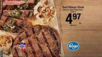 The Kroger Company TV Spot, 'Say Hello: Ribeye Steak and Cherries' - Thumbnail 9