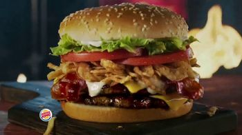 Burger King American Brewhouse King TV Spot, 'Speaks American' - Thumbnail 1