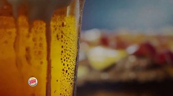 Burger King American Brewhouse King TV Spot, 'Speaks American' - Thumbnail 4